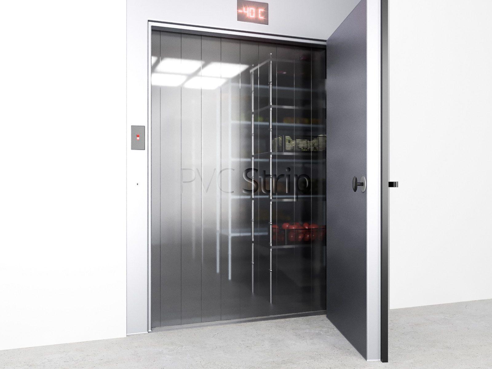 Cold Storage and Freezer PVC Strip Curtain