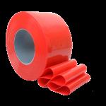 Red PVC Strip Roll