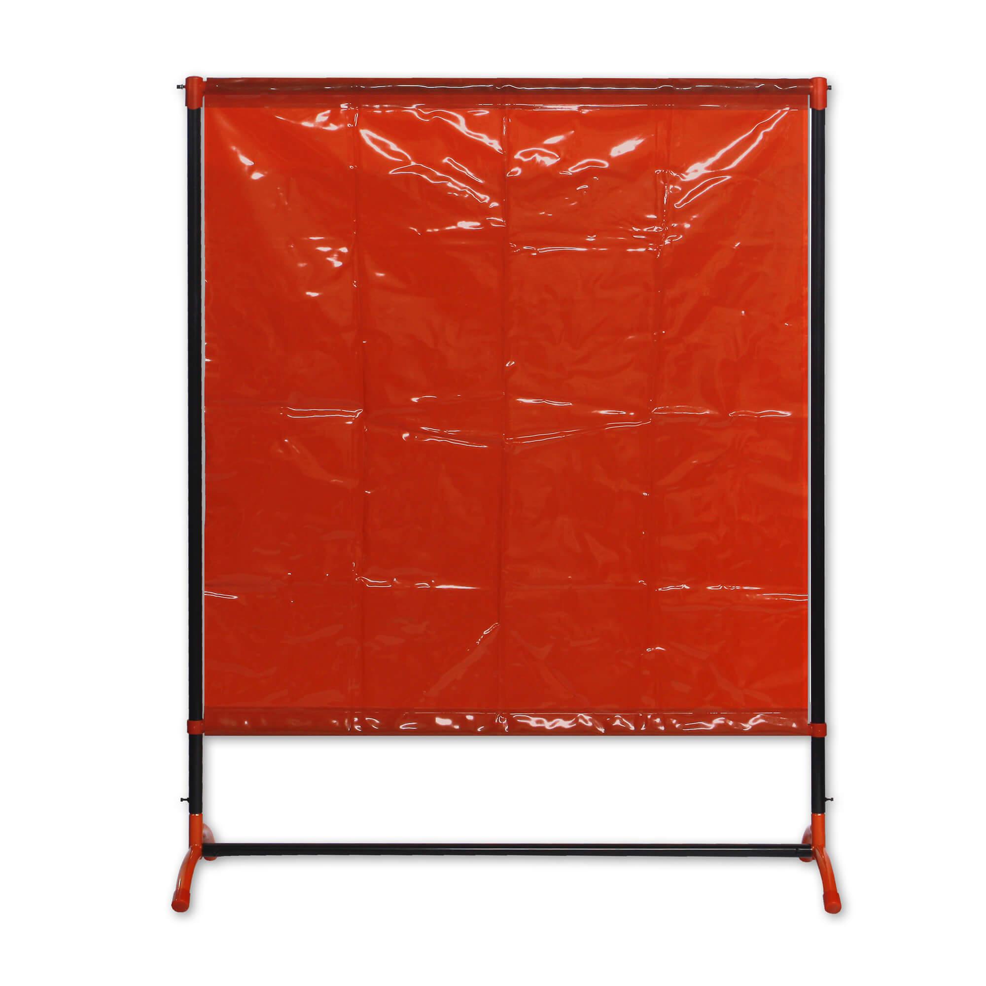 Welding grade PVC screens - ready made with frames