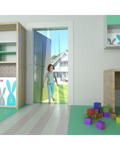 School & Nursery PVC strip curtain kits