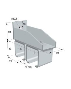 Slide-10 - Suspension brackets