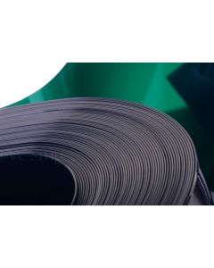 Red ISO 25980 Welding Grade PVC Rolls