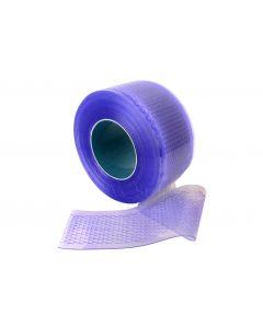Perforated PVC strip rolls - 50M
